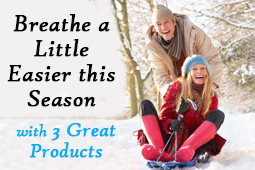 Breathe a Little Easier this Fall and Winter Season